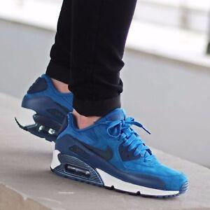 zapatillas nike azul marino mujer