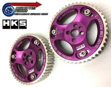 HKS Adjustable Vernier Slide Cam Timing Pulley Set- For R33 Skyline GTR RB26DETT