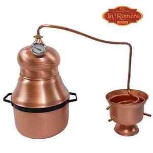 Alambicco Distillatore 15 Litri Modello A Serpentina - Moonshinestill Des Friandises AiméEs De Tous