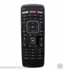 "VIZIO XRT112 LED SMART INTERNET APPS TV REMOTE CONTROL FOR VIZIO 32"" ~ 55"" TV"