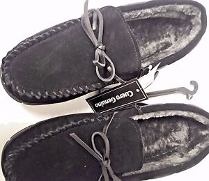 adult moccasin sz small & large
