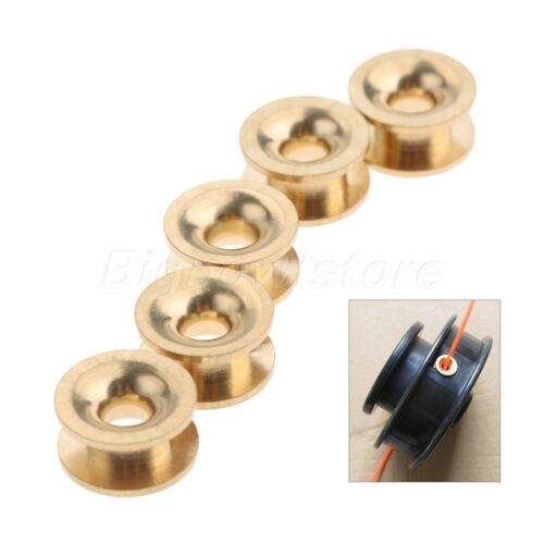 5Pcs Trimmer Head Eyelets Brush Cutter Strimmer Accessories Garden Power Tool