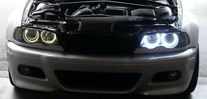 2X-ULTRA-HELLE-5W-8000k-STANDLICHTER-ANGEL-EYES-XENON-LED-BMW-5-er-E39-E60-61