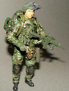 "lot  15  BBI Elite Force Army Soldier 3.75/"" 1//18 Figure/'s Accessories helmet  F4"