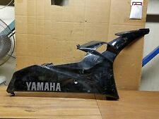 S~ OEM 2006 Yamaha YZFR6 YZF R6 Right Side Lower Under Fairing Cowl Cover Panel
