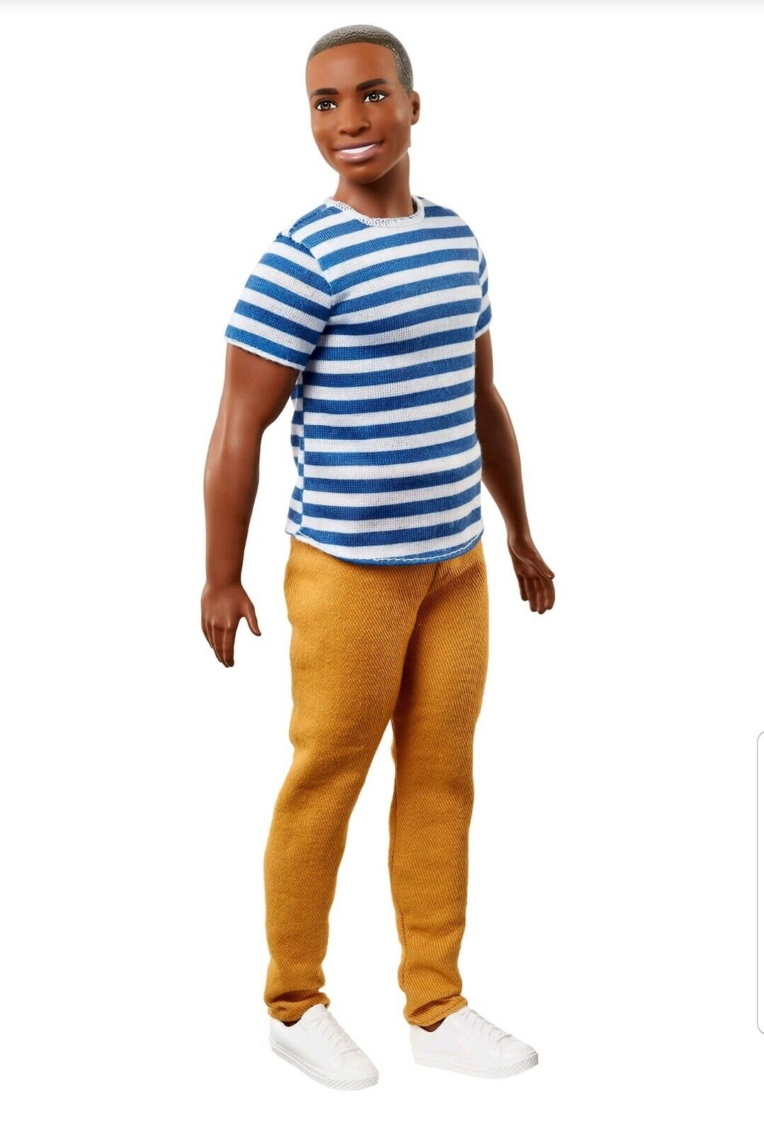 Fashion Outfits//Clothes//Uniform Tops+Pants For 12 inch Ken Doll B41