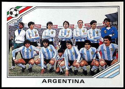 C350 Claudio Daniel Borghi Argentina #175 Copa del Mundo Historia Pegatina Panini