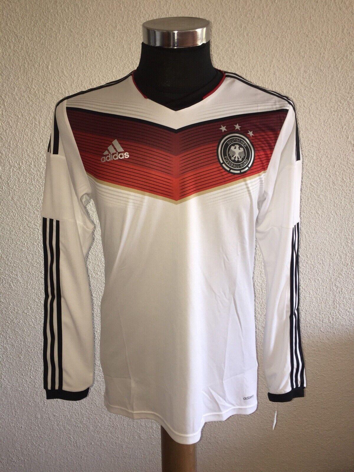 Germany Alemania 2014 Adizero Player Issue No Match Worn - Talla 8 -