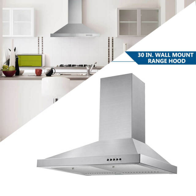 Vent A Hood 48 Inch 1200 Cfm Professional Wall Mount Range Hood Stainless For Sale Online Ebay