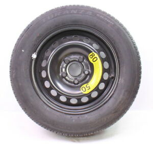15 Full Size Spare Steel Wheel Rim Tire 05 14 Vw Jetta Golf Mk5