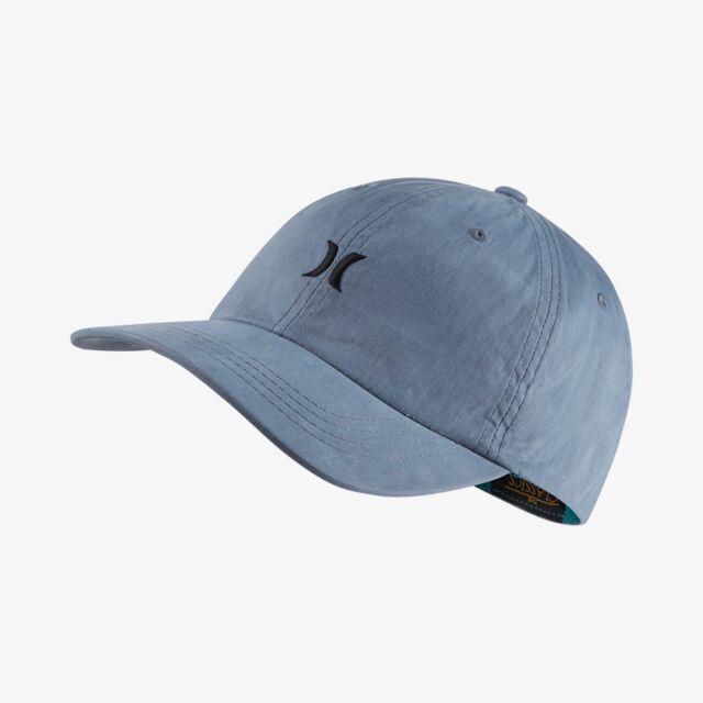 clearance hurley surf pack hat black cc17d f2382  shop hurley chiller  adjustable hat mha0008150 43g glacier blue 30 retail f3edf 3f004 cd420a27dffd