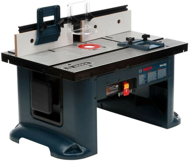 Bosch RA1181 Benchtop Router Table for sale online | eBay