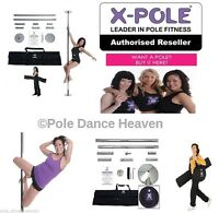 ✩ The Full X-pole® 2017 Version Available Here - We Are Official Stockists ✩