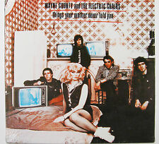 Wayne County and the Electric Chairs Things Your Mother Never Told You LP NEW
