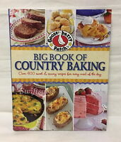 Gooseberry Patch Big Book Of Country Baking - Hardcover Edition -