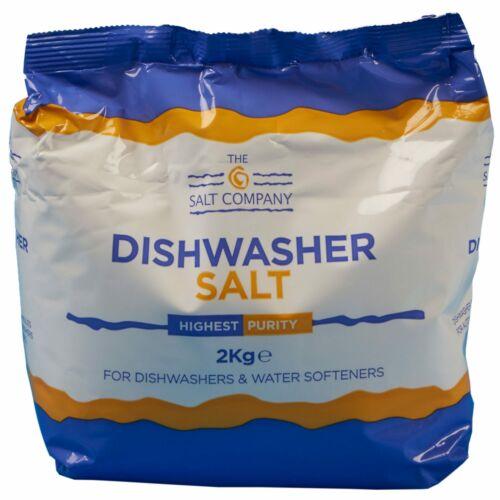 6x2kg The Salt Company Dishwasher Salt