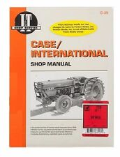 I&T Shop Manual for International Case/ IH 885 385 485 585 685 885 Tractor
