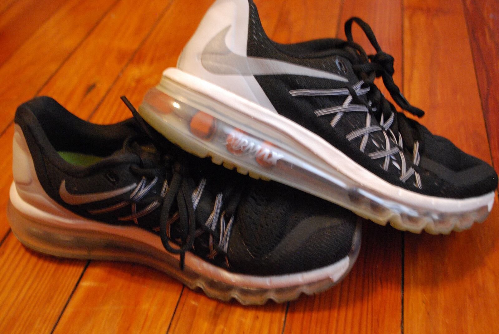 Le nike air max 2015 in nero bianco d'argento in 2015 scarpe da ginnastica (7) 698903-001 dc9a50