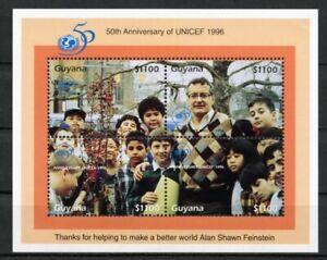 Guyana-Stamps-3027-XF-OG-NH-S-S
