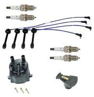 Toyota 4runner 95-96 2.7l Rotor Cap Spark Plugs Wire Ignition Kit Ngk/denso/yec on sale