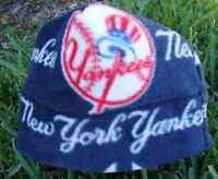 New York Yankees Fleece Hat -Newborn Baby Boys,Girls,Children, Adult women & men