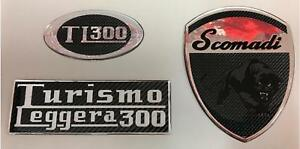 Scomadi-TL300-Gel-Badge-Triple-Pack-Chrome-and-Carbon
