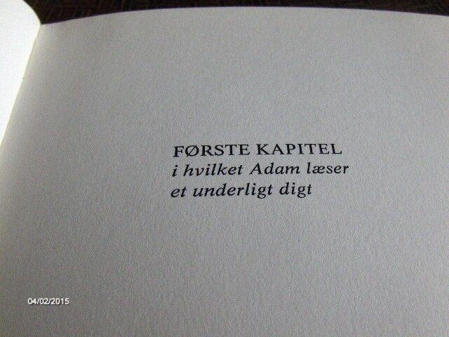 ADAM HART og SJÆLEMASKINEN, Erwin Neutzsky-Wulff, genre: