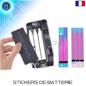 Stickers-batterie-iPhone-5-5C-5S-SE-6-6S-6-7-autocollant-adhesif-languette