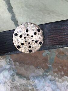 e donna da 5 pollici afflitta Cintura metallo pelle Cydwoq in 43 wCnqHP6