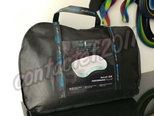 BedGear ASSORTED LEVEL Performance Pillows BRAND NEW IN PACKAGE!