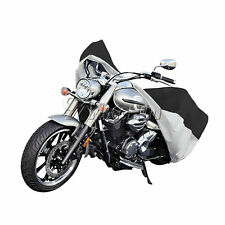 XXL Waterproof Motorcycle Cover For Suzuki Intruder Volusia VS 700 750 800 1400