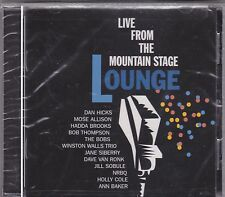 Dave Van Ronk/Dan Hicks+others - Live From Mountain Stage Lounge - BPM-312CD