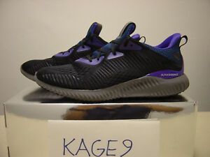 factory authentic e7b1d 3050e Image is loading RARE-KOLOR-X-ADIDAS-ALPHABOUNCE-CQ0304-Size-9-