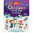 My Big Book of Christmas Coloring, Songs & Activities: Holiday Games, Puzzles & Activities for Kids of All Ages! by Walter Foster (Paperback, 2015)