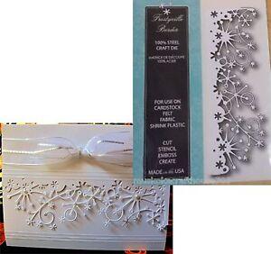 Christmas-Snowflake-Metal-Die-Frostyville-Border-Memory-Box-Steel-dies-Holidays