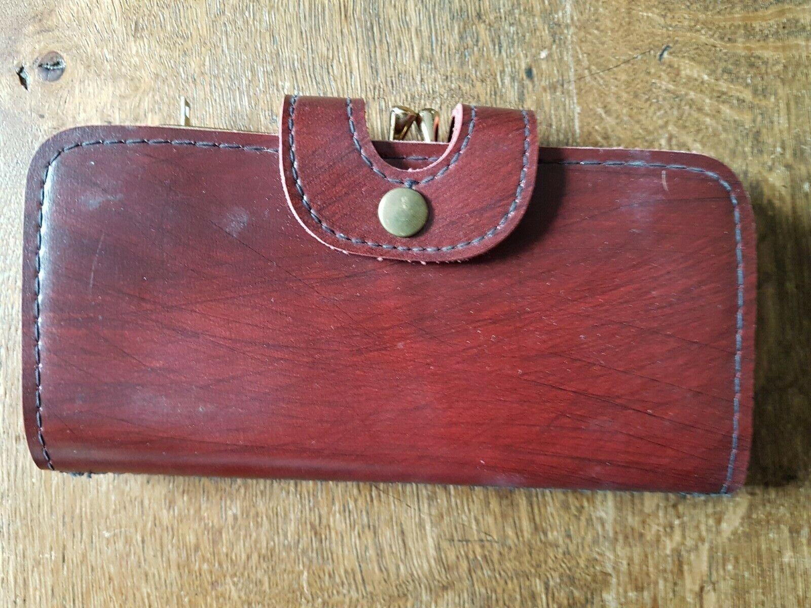 Vintage Mid Century 50s 60s purse Wallet Unused