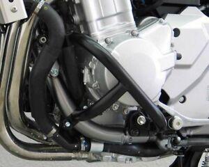 Motor-Hoop-Guard-Crash-bar-Black-Solid-Suzuki-GSF-1250-Bandit-Wvch-07-10