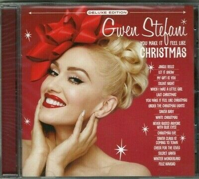 Gwen Stefani You Make It Feel Like Christmas CD Deluxe Edition 2018 NEW Sealed 602577040054   eBay