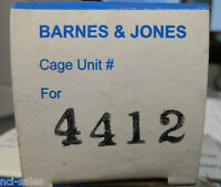 Barnes & Jones Steam Trap Interior Cage Unit 4412