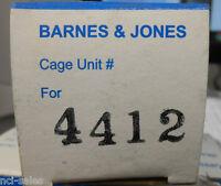 Barnes & Jones Steam Trap Interior Cage Unit 4412