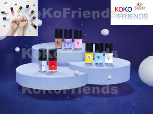 BTS-BT21-Official-Authentic-Item-Nail-Color-Polish-Manicure-Pedicure-KPOP-Goods