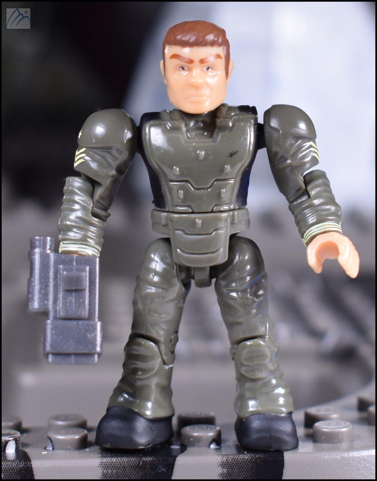 Halo - mega - bloks construx kommandant captain lasky figur 97174 - mammut