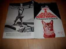 NFK 242  Die Katze aus dem Weltraum  KEN BERRY+SANDY DUNCAN    von Walt Disney