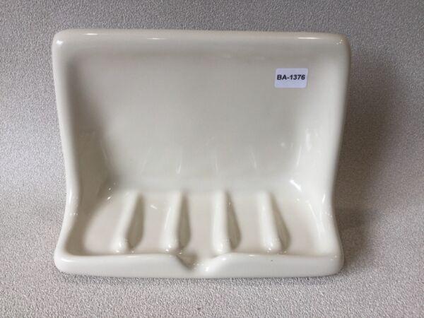 (ba-1377) Ceramic Bathroom Soap Dish Tan Sand Gloss Finish Wall Mount 2019 Nieuwe Mode-Stijl Online