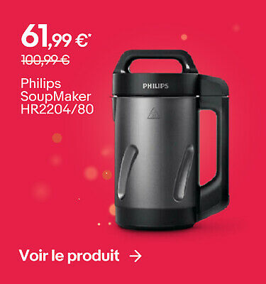 Philips SoupMaker HR2204/80 - 61,99 €*