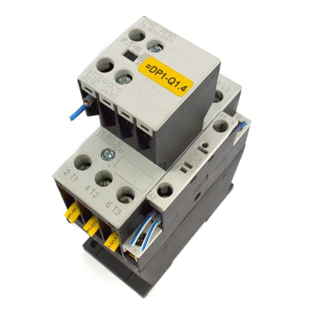 MOELLER ELECTRIC DILM25-01 120V//60HZ 11Kw//400V Contactor