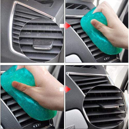 Magic Gel Soft Slime Cleaning Glue Flexible Slimy Sponge For Home Office Car