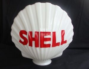 Reproduction-Shell-Gas-Pump-Globe-Gas-amp-Oil