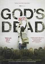 SEALED - God's Not Dead DVD NEW What Do you Believe ? SHIPS NOW !