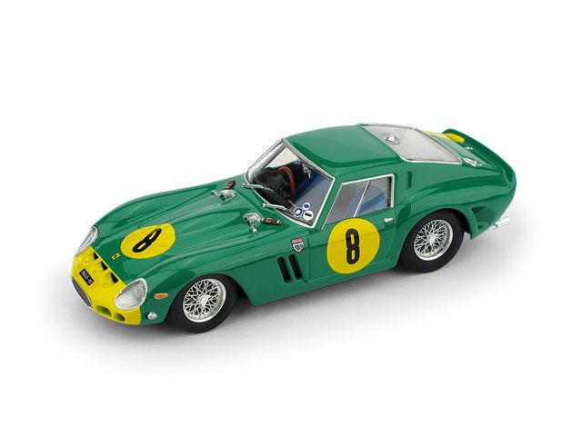 Ferrari 250 Gto  8 3rd 3rd 3rd GP Angola 1962 David Piper 1 43 Model BRUMM  | Spielzeugwelt, glücklich und grenzenlos  569294